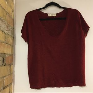 urban outfitters loose tshirt